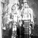 Nez Perce Chiefs from an 1899 photo