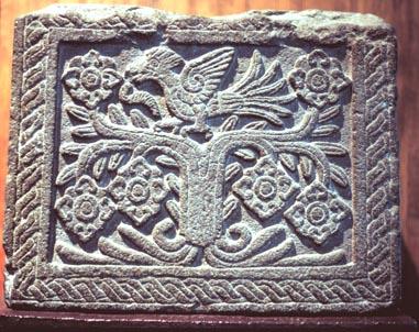 from Maya stelae Guatemala