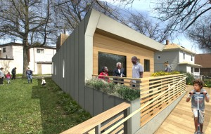 Affordable housing, Passive House, Net Zero, Washington D.C.