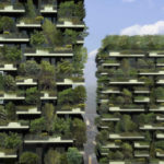 BioMilano: Italian Eco-Vision Grows 26-Storey Vertical Forest