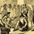 The story of a Pilgrim Thanksgiving was a fairy tale told by Lincoln to unite the union. The Wampanoag version of the harvest festival with the English settlers is a day of mourning for a land taken away, a culture subverted and a people disappeared from epidemic and massacre.