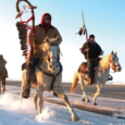 Watch the documentary Dakota 38, that follows native riders on a 330 mile healing journey across South Dakota to Minnesota, in honor of those lost 151 years ago at the end of the Dakota War of 1862, in the largest mass execution ever seen in the United States.
