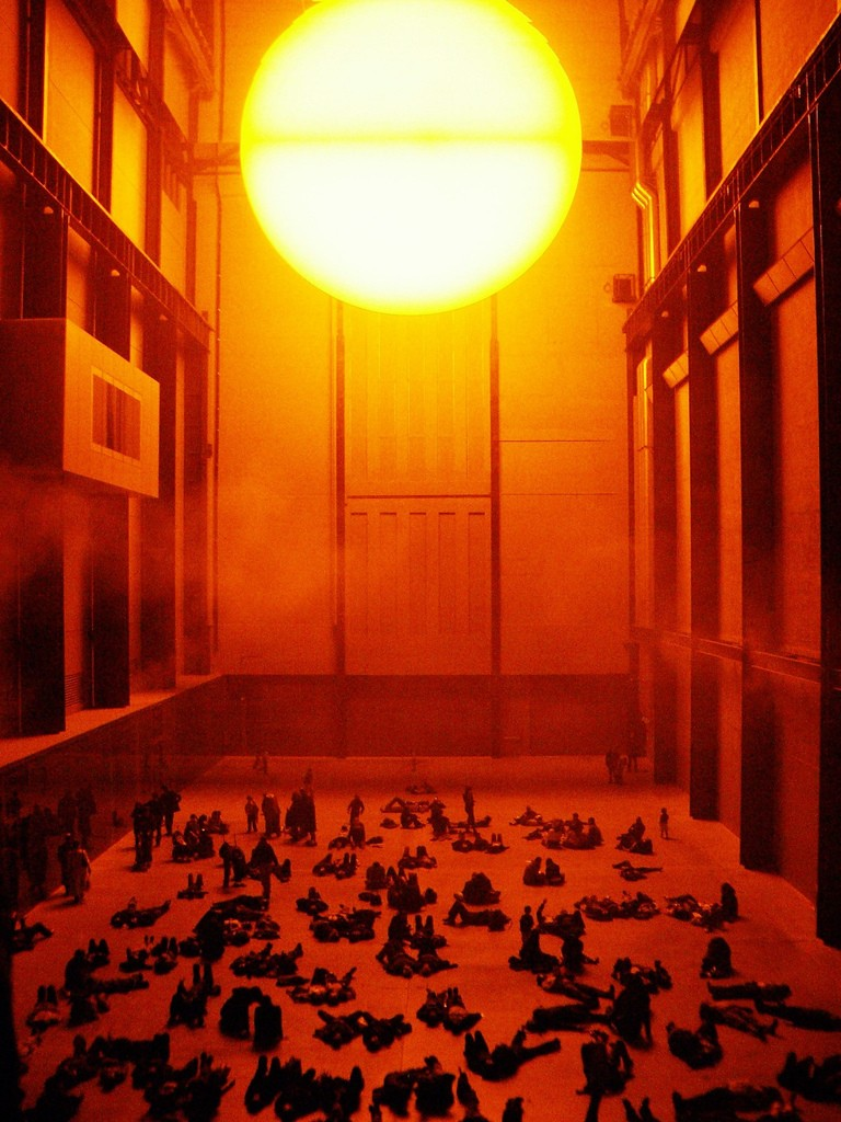 Olafur Eliasson, The Weather Project