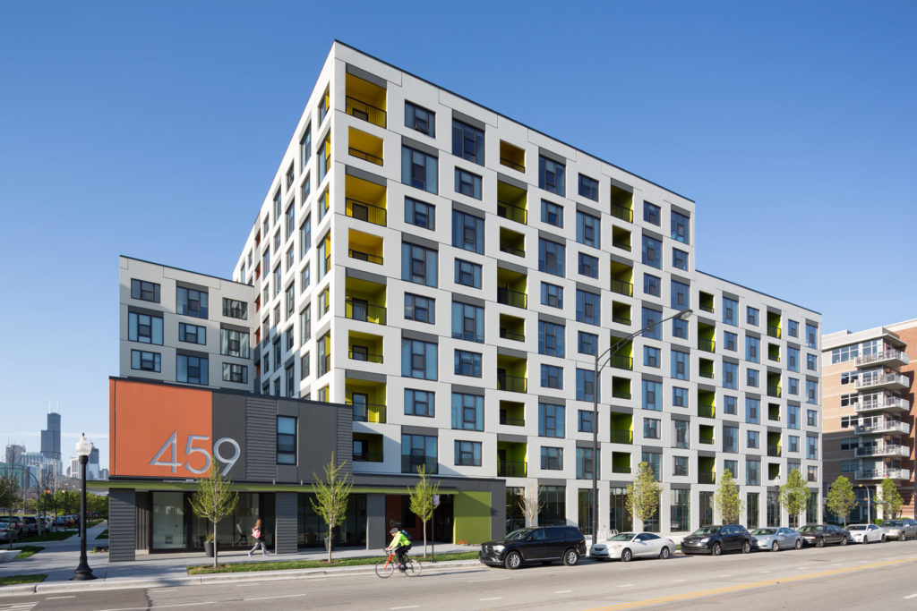 Chicago, affordable housing