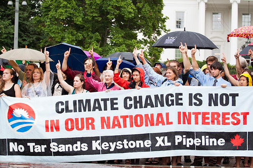 Keystone XL Rally, Washington DC