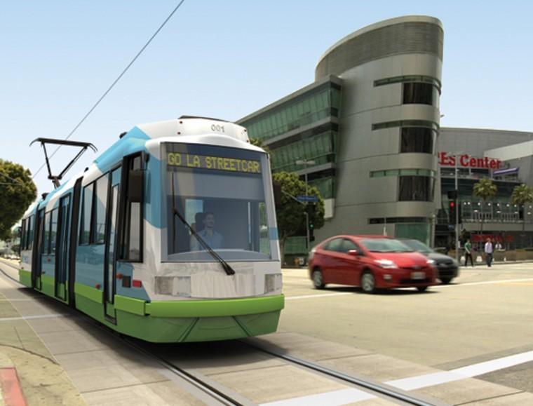 Los Angeles Streetcar Inc