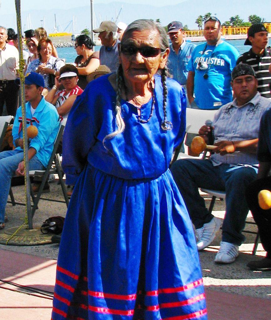 Traditional Arts Festival, Baja California, Teodora Cuero, Kumiai