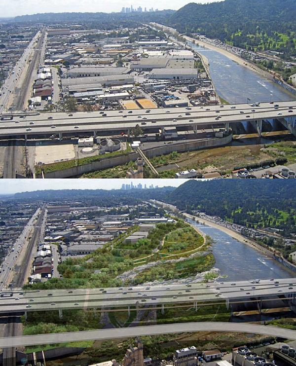 LA River Revitalization, Arbor Study