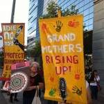 Idle No More LA: Poetry and Prayer at Petroleum Conference