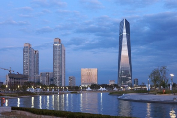 eco-city, sustainability, South Korea, New Songdo City