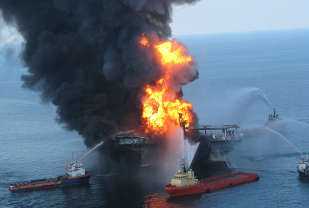 Deepwater Horizon, oil spill, Gulf of Mexico