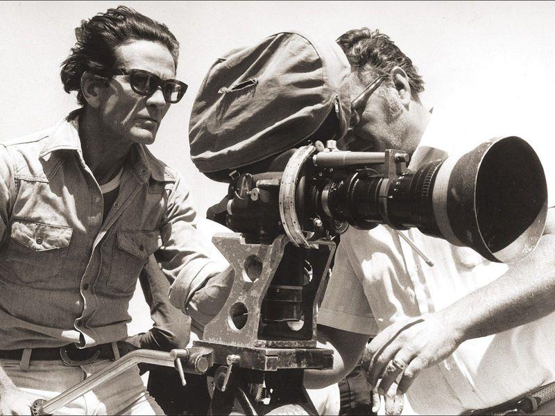 Pier Paolo Pasolini, film, Italy