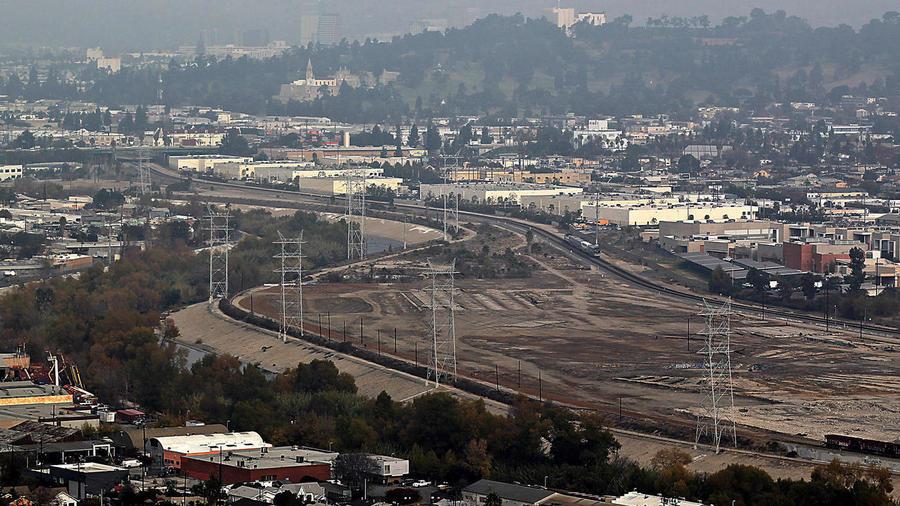 Taylor Yard, LA River, Los Angeles