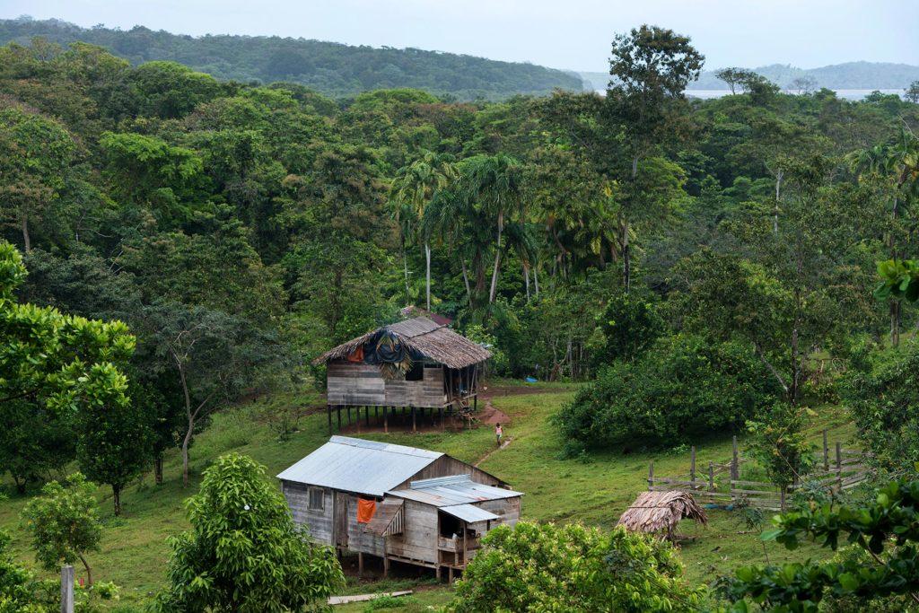 Bangkakuk, Rama People, Nicaragua Gran Canal
