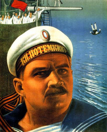 Sergei Eisenstein, Battleship Potemkin