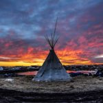 Ryan Vizzions Unveils Iconic Beauty of Standing Rock Struggle