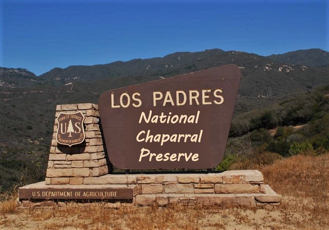 Los Padres National Forest. Chaparral Institute